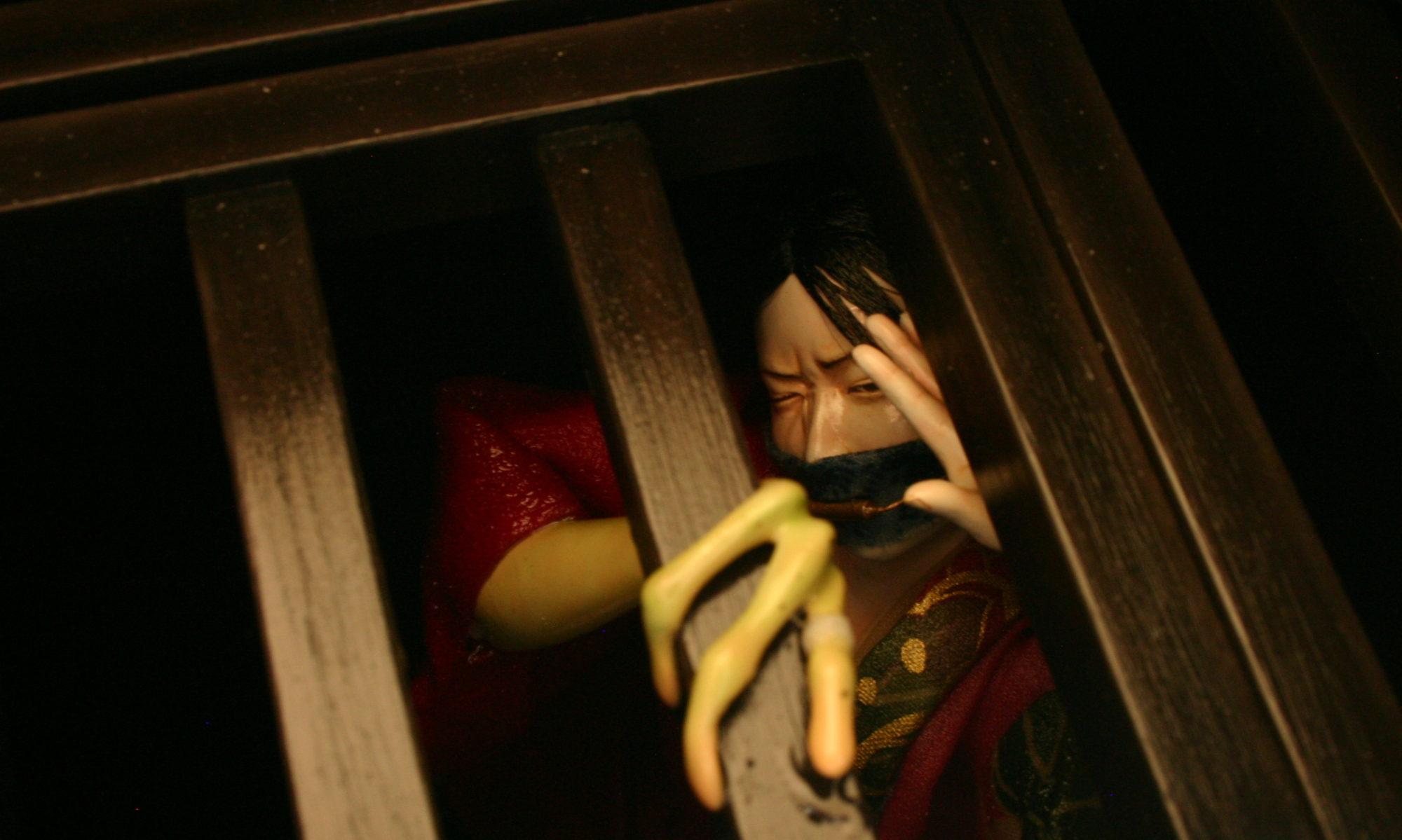 和伽人形 website